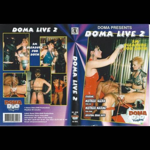 Doma Live 2 - dvm-1131