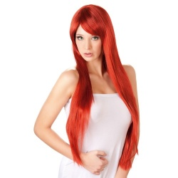 "Wig ""Miranda"" Red  - or-07734920000"
