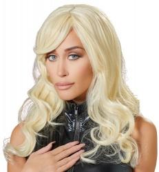 Perücke 'Britney' hellblond  - or-07735060000