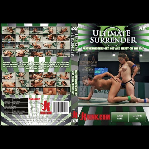 Ultimate surrender 17 - FEATHERWEIGHTS get hot and messy on the mat. w/ Brutal fucking!!! - KINK-US-017