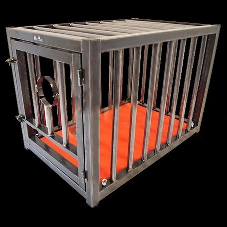 Massive Heavy Slave Cage - DGS-1KB20