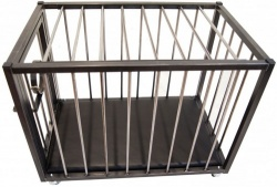 collapsible steel slave cage - dgs-1kb21