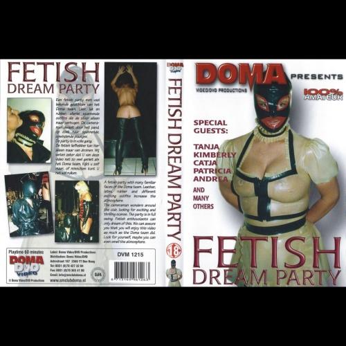 Fetish Dream Party - DVM-1215