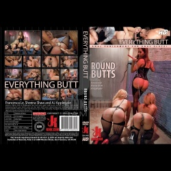 Everything Butt 40 - Round Butts - KINK-EB-040