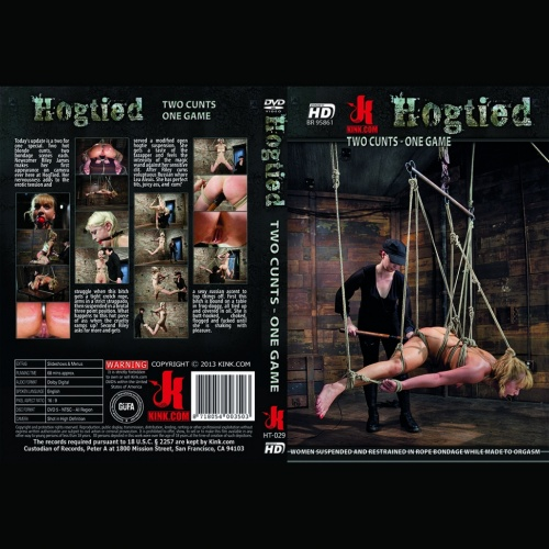 Hogtied 29 - Two Cunts One Game - KINK-HT-029
