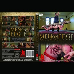 Men on Edge 3 - Boy next Door - KINK-MOE-003