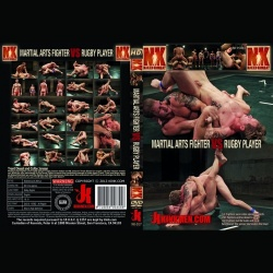 Naked Kombat 17 - Martial Arts Fighter VS Rugby Player - KINK-NK-017