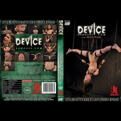 Device Bondage 37 - Little Brunette is made to cum in stressful bondage - KINK-DEB-037