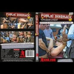 Public Disgrace 100 - Little Barbershop Whore - KINK-PD-100