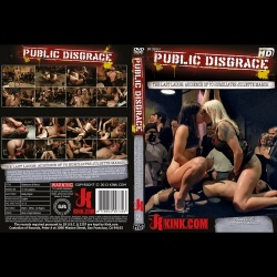 Public Disgrace 109 - Brunette Slut FISTED and ANALLY PLOWED in front of an audience of 70!! - kink-pd-109