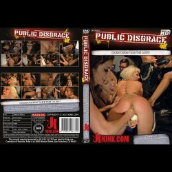 Public Disgrace 110 - Cocksucking countdown! Bitches throat-fucked in a stairwell of hipsters - KINK-PD-110