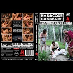 Hardcore Gangbang 27 - Fairy tale cums true: Queen Chanel overtaken and fucked - KINK-HGB-027