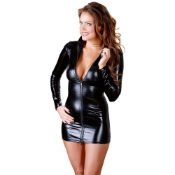 Mini Dress Zip sizes S > XL - or-2713616