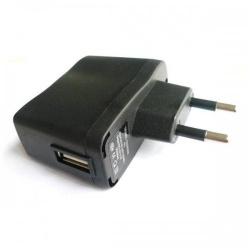 USB to EU AC Plug Adapter - ri-3008