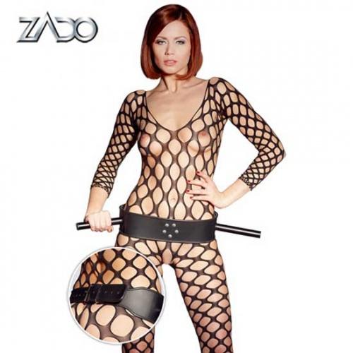 Zado Leather Sexbelt - Os-20303811001