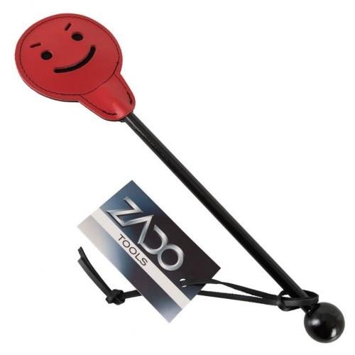 Lederen Paddle Smiley van ZADO