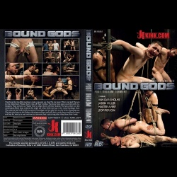 Bound Gods 2 - Post Orgasm Torment - Live Shoot - KINK-BG-002