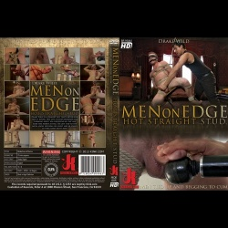 Men on Edge 5 - Drake Wild - Hot Straight Stud - KINK-MOE-005