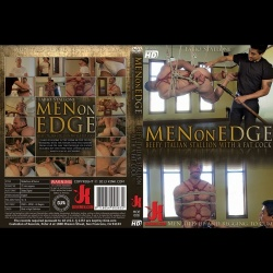 Men on Edge 8 - Fabio Stallone - Beefy Italian Stallion with Fat Cock - KINK-MOE-008