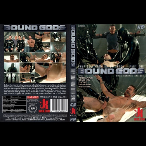 Bound Gods 4 - They Cum from outer space - part one - kink-bg-004