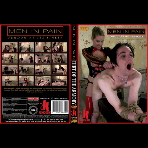 Men in Pain 5 - Dirt of the Armory - KINK-MIP-005