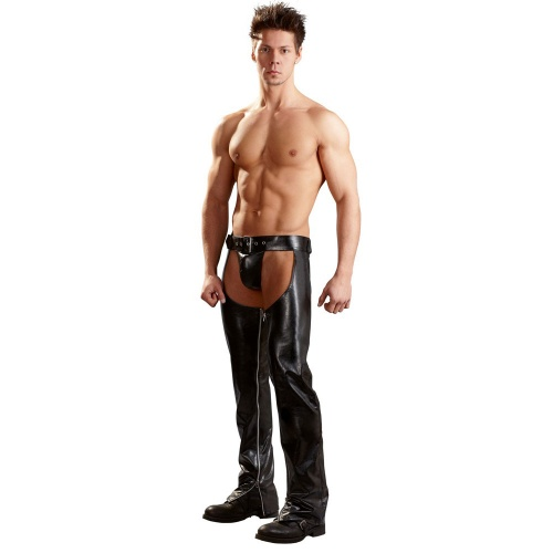 Faux Leather Chaps sizes S > XXL - or-2140071