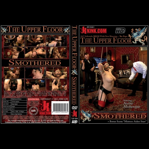 The Upper Floor 4 - Smothered - KINK-TUF-004