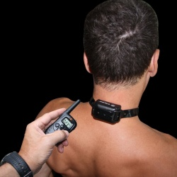 Remote Slave-training Shock Collar / CBT shock - is-pet998db