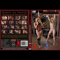 Men in Pain 14 - Red headed tolerances - KINK-MIP-014