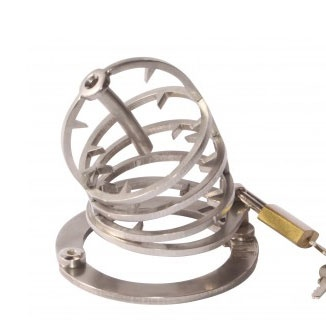 XXdreamSToys Chastitycage with spikes - STR-700000257586