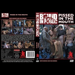 Bound in Public 67 - Pissed in the mouth - KINK-BIP-067
