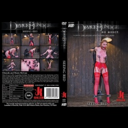 Device Bondage 70 - Seeing Red - KINK-DEB-070