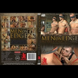 Men on Edge 14 - World Premiere of the Visconti Triplets in Bondage - KINK-MOE-014