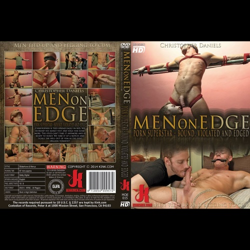 Men on Edge 15 - Porn Superstar - Bound, Violated and Edged - KINK-MOE-015