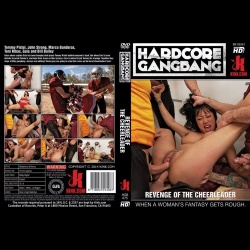Hardcore Gangbangs 75 - Revenge of the Cheerleader - KINK-HGB-075
