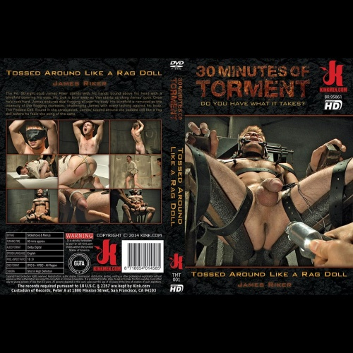 30 Minutes of Torment 1 - Tossed Around Like a Rag Doll - KINK-TMT-001