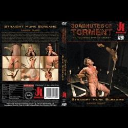 30 Minutes of Torment 2 - Straight Hunk Screams - KINK-TMT-002