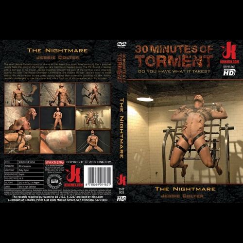 30 Minutes of Torment 3 - The Nightmare - KINK-TMT-003