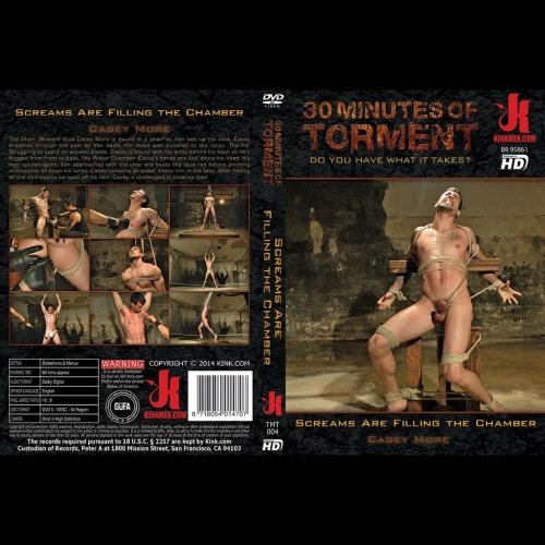 30 Minutes of Torment 4 - Screams Are Filling the Chamber - KINK-TMT-004