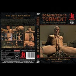 30 Minutes of Torment 6 - His Load Explodes - KINK-TMT-006