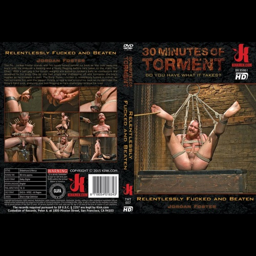30 Minutes of Torment 7 - Relentlessly Fucked and Beaten - KINK-TMT-007