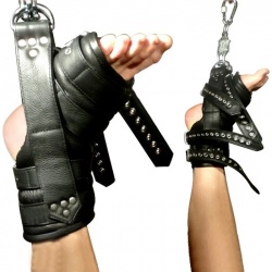 Feet Suspension Cuffs by Saxos - os-mi-16