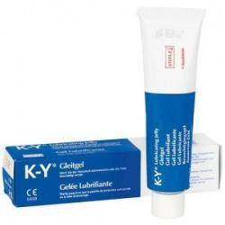 steriles und medizinisches K-Y Gleitgel von Johnson & Johnson - du-130192