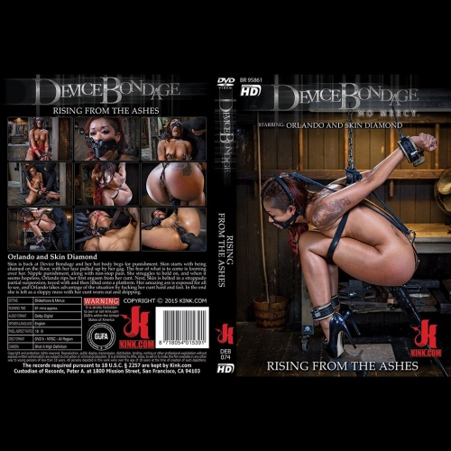 Device Bondage 74 - Rising From the Ashes - KINK-DEB-074