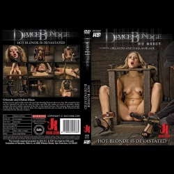 Device Bondage 73 - Hot Blonde is Devastated - KINK-DEB-073
