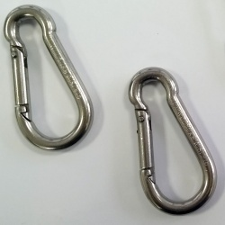 Stainless Steel Carabiner hook 50x5 - Sr-7444055