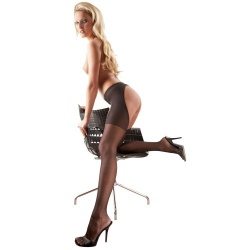 Crotchless Tights sizes S/M and L/XL - or-2510103