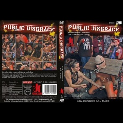 Public Disgrace 165 - Sex, Disgrace and Noise! - KINK-PD-165