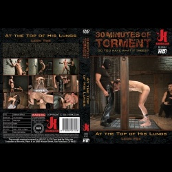 30 Minutes of Torment 12 - At the Top of His Lungs - kink-tmt-012