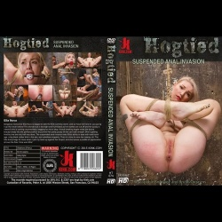 Hogtied 74 - Suspended Anal Invasion - KINK-HT-074